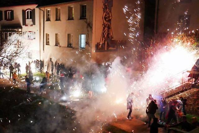 Bad Säckinger SPD-Fraktion will Silvesterfeuerwerk in der Innenstadt verbieten