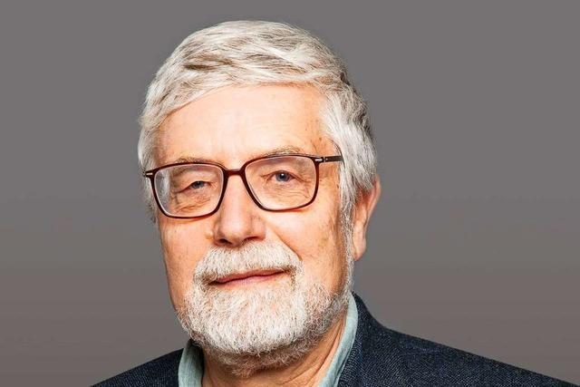 Friedensforscher Michael Brzoska: