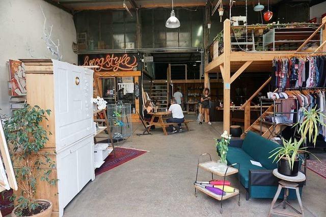 Der Layback Workspace ist eine kreative Oase in St. Georgen