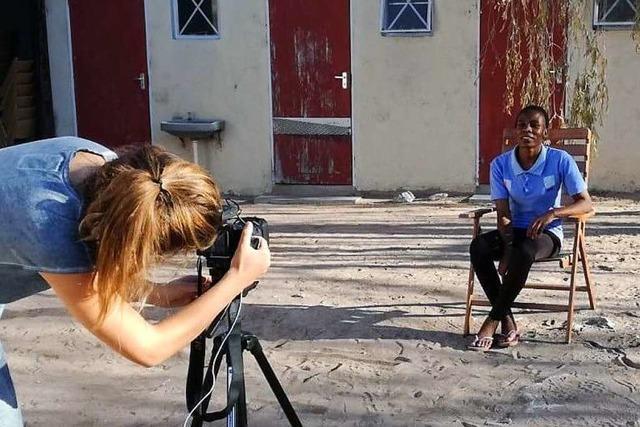 Gundelfingerin setzt sich mittels Film für Frauenrechte in Namibia ein
