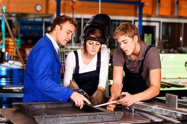 Weiterbildung bei der Handwerkskammer