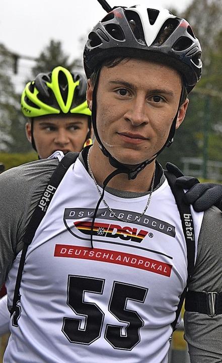 Diogo Martins wurde beim Deutschlandpokal Fünfter und Sechster.  | Foto: Junkel