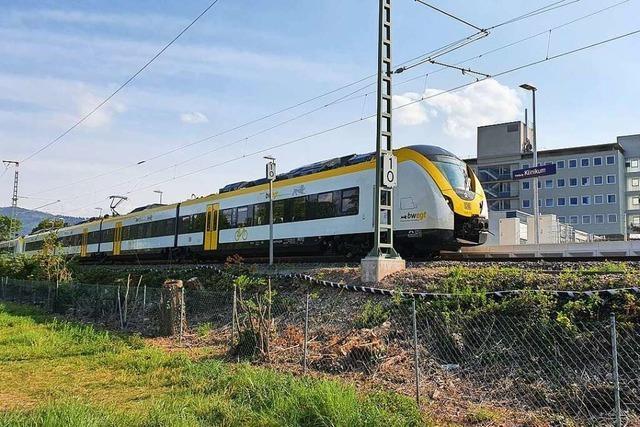 Freiburger Uniklinik fordert pünktliche Züge auf der Breisgau-S-Bahn