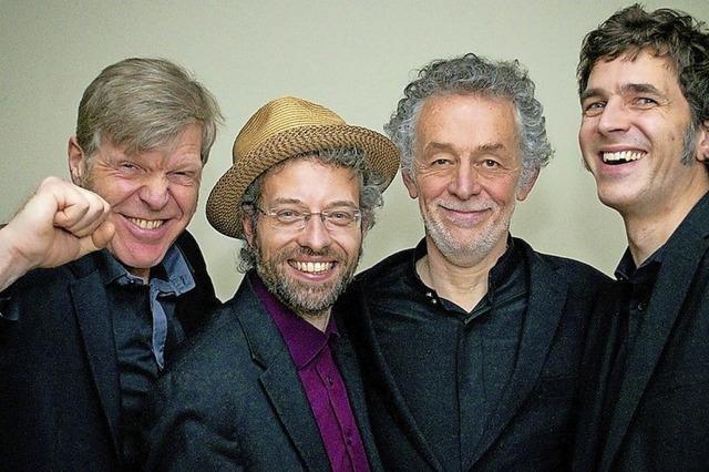 Lörracher Jazzclub veranstaltet Konzert mit den New Orleans Shakers im Haus der Stadtmusik