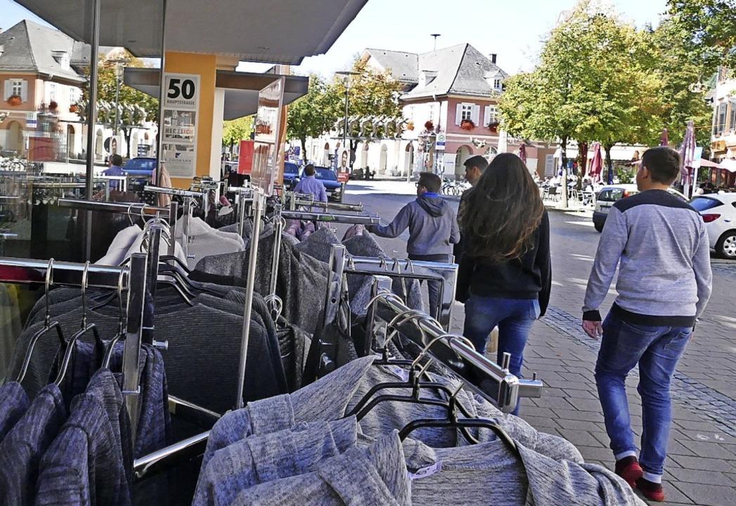 Der Schopfheimer Einzelhandel soll mit...n für die Zukunft fit gemacht werden.   | Foto: André Hönig