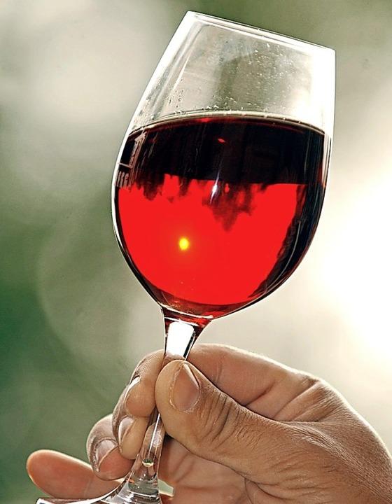 Die deutschen Rotweine werden immer besser.  | Foto: Boris Roessler