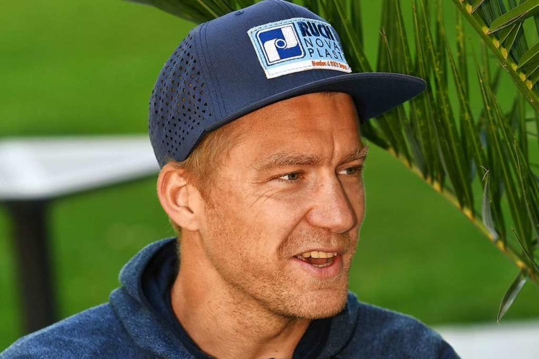 Derzeit nur 49. in der Weltrangliste: Nils Frommhold  | Foto: Achim Keller