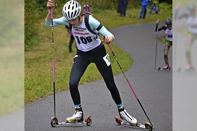 Todtnauer Biathleten nutzen ihren Heimvorteil