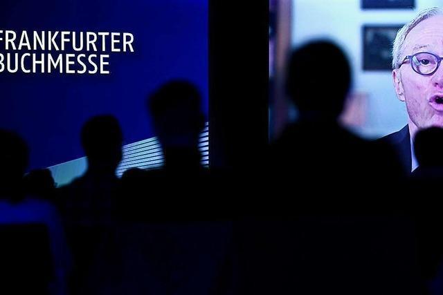 Die Frankfurter Buchmesse geht digital