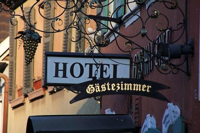 Beherbergungsverbot verunsichert Gastgeber ebenso wie Gäste
