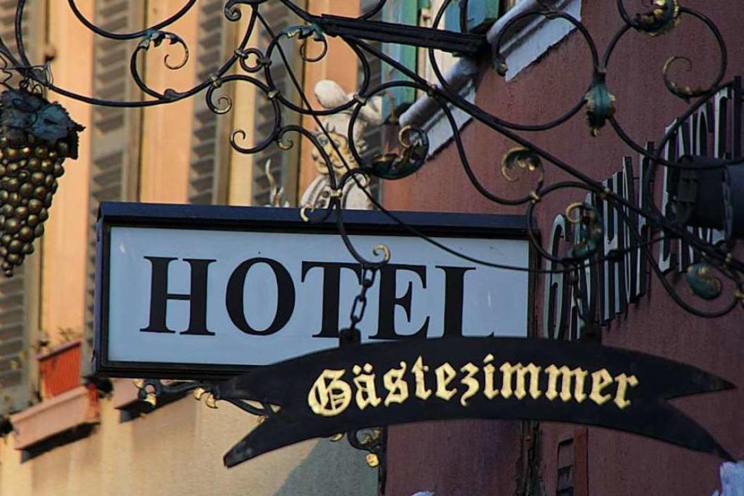 Das Hotel- und Gaststättengewerbe hat ...it noch schwieriger und komplizierter.  | Foto: Martin Wendel