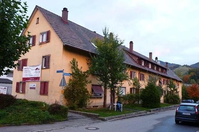 In Schönau gibt es einen kleinen Wohnungsboom