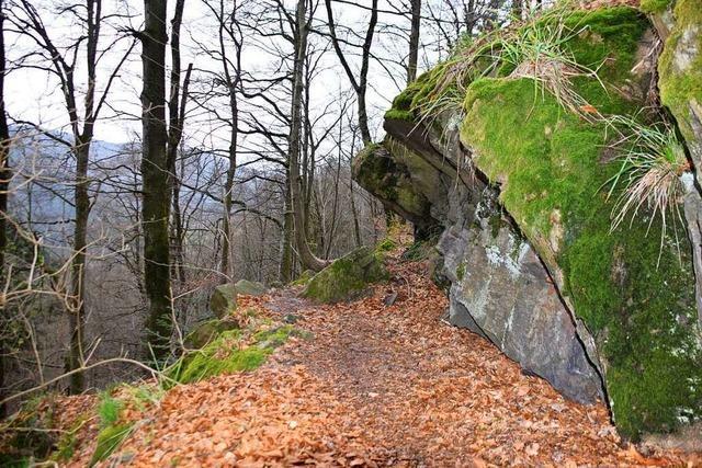 Vor 750 Jahren wurde die erste Wasserhebeanlage Mitteleuropas am Kandel gebaut