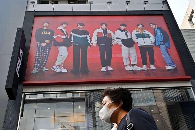 Empörung auf Knopfdruck: China boykottiert die beliebteste Boyband der Welt