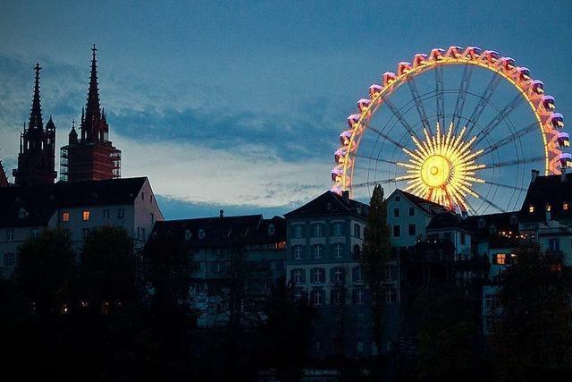 Die Basler Herbstmesse feiert ihr Jubiläum mit Mini-Jahrmärkten