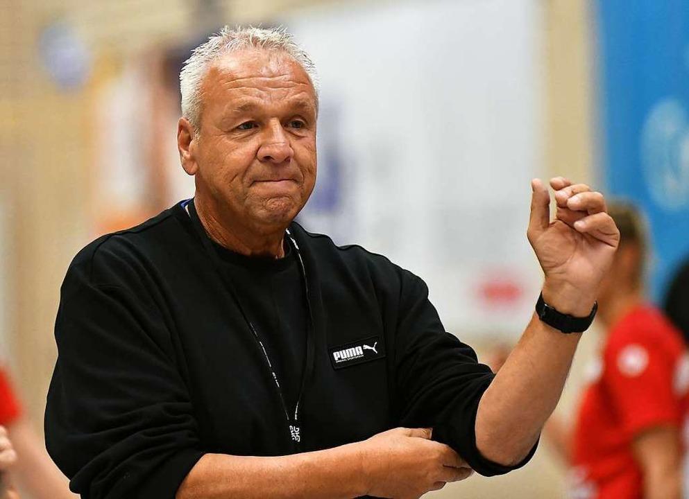 Dreiland-Trainer Hußmann  | Foto: Achim Keller