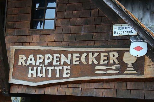 Warum die Rappenecker Hütte seit einem Jahr geschlossen hat