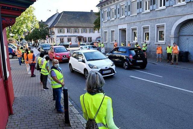 Die Lahrer Stadträte vertagen die Entscheidung zur neuen Kreisstraße