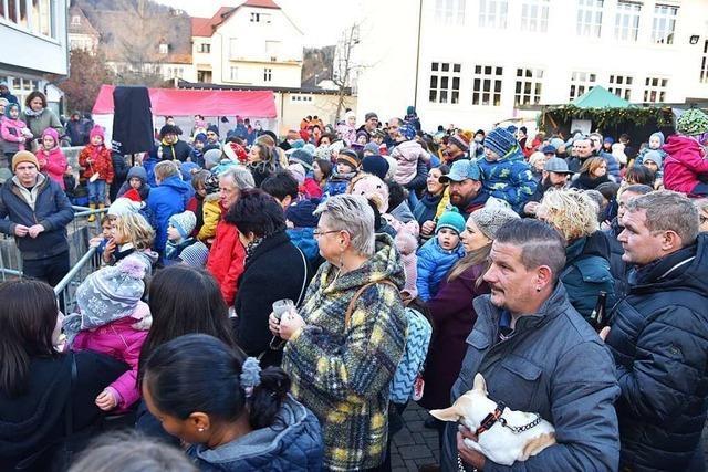 Der Weihnachtsmarkt in Grenzach-Wyhlen ist abgesagt