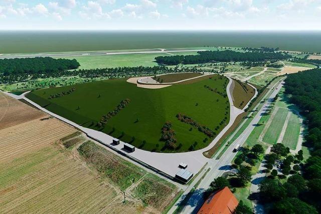 Bei Eschbach soll eine neue XXL-Bauschutt-Deponie entstehen