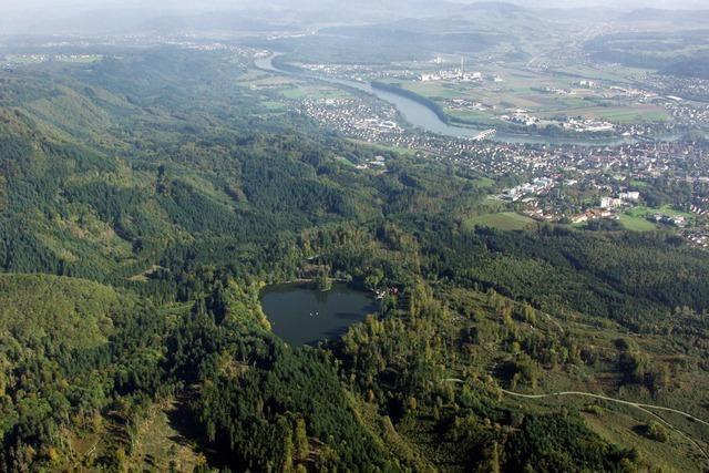 Zum Restaurant Bergsee im Bad Säckinger Erholungsgebiet