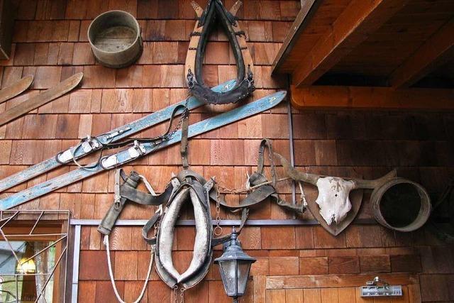 Das Bergwerkstüble im Münstertal ist umgeben von Attraktionen