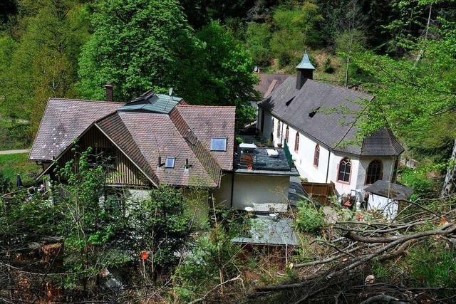 St. Ottilien bei Freiburg ist Wallfahrtsort, aber auch ein Lokal mit Kultfaktor