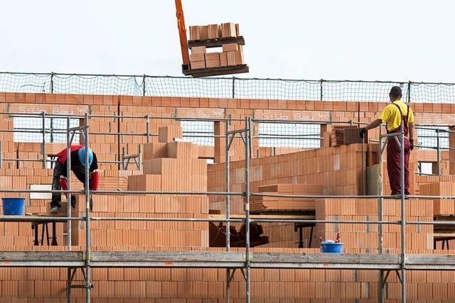 In der Heitersheimer Stadtmitte wird es enger – für mehr Wohnraum