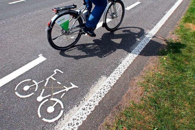 Fahrrad-Demo der SPD für die Verkehrswende