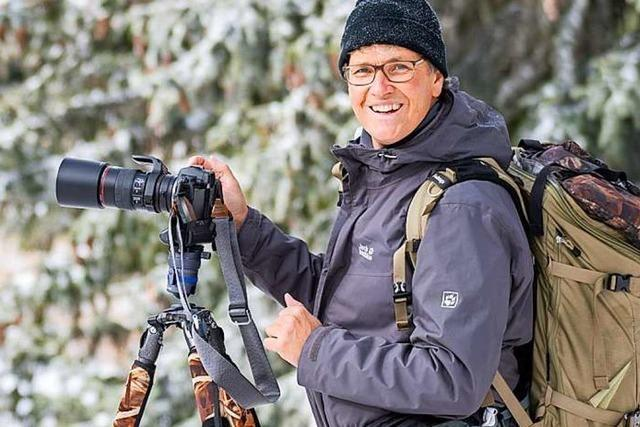 Mit Sebastian Schröder-Esch auf Fotopirsch im Schwarzwald
