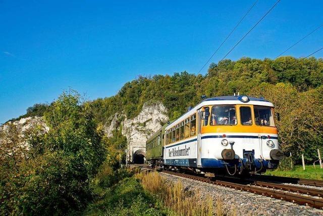 Bad Bellinger veröffentlich Kalender für Eisenbahnliebhaber