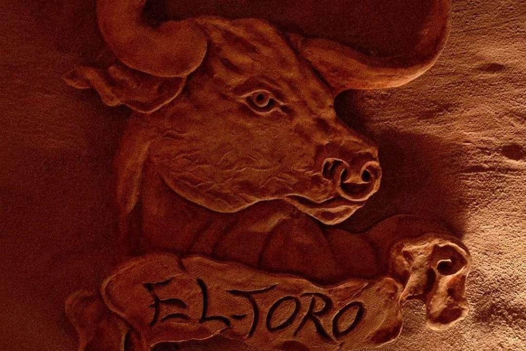 Markenzeichen: der Stier  | Foto: Privat