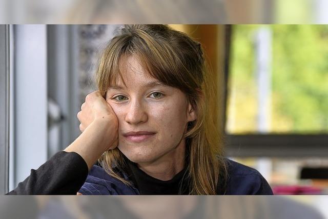 Laura Friedmanns Debüt als Ensemblemitglied am Theater Freiburg