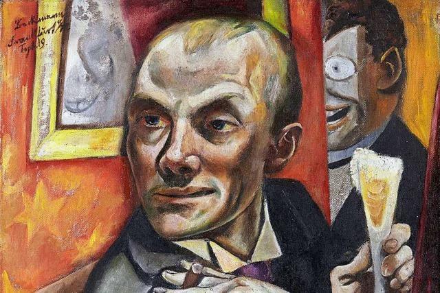 Städel Museum kauft ein Selbstbildnis von Max Beckmann