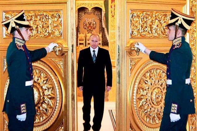 Putins Macht stößt an Grenzen