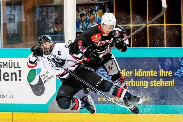 EHC Herrischried startet ehrgeizig in eine wacklige Saison