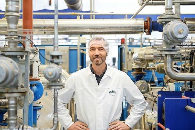 Biokost in Gläsern boomt: Die Allos-Hof-Manufaktur in Freiburg profitiert von der Krise