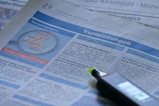 Wohnraumkonferenz in Freiburg will neue Arten der Flächennutzung vorstellen