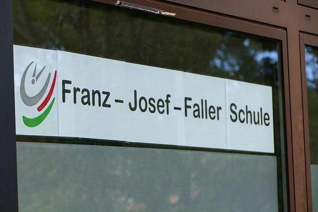 Gesundheitsamt schickt 26 Schüler der Franz-Josef Faller Schule nach Coronafall in Quarantäne