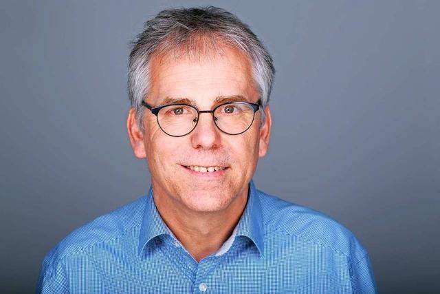 Michael Sträter ist neuer Leiter der Emmendinger BZ