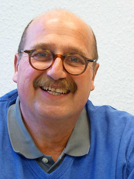 Gerhard Walser    Foto: Sylvia-Karina Jahn