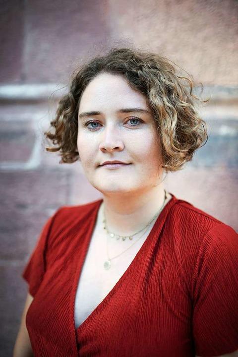 Tamara Keller.    Foto: Lukas Emanuel Leinders