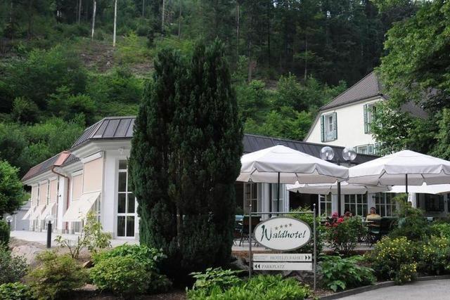 Klettern, Spielen und gehobene Küche im Waldhotel Bad Sulzburg