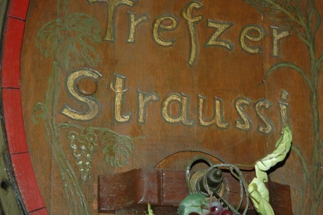 Mit der Straußi fing es in Trefzer's Wiistübli vor 25 Jahren an
