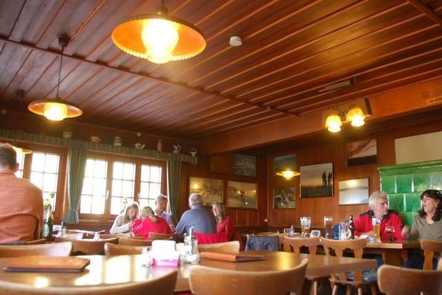 Auf dem Hans-Thoma-Weg zur Krunkelbachhütte über Bernau
