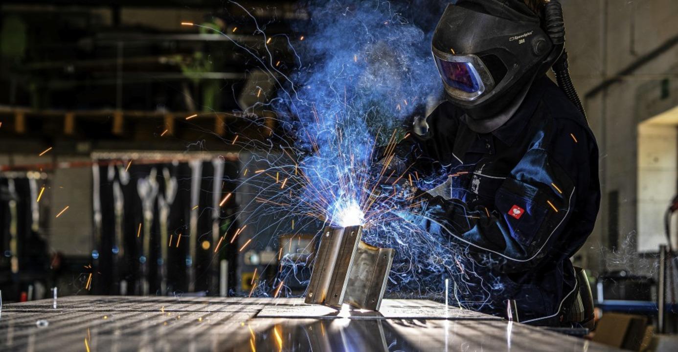 Handwerk mit industrieller Präzision u...fe kennzeichnen die Belle AG in Wyhl.     Foto: Belle AG/Jigal Fichtner
