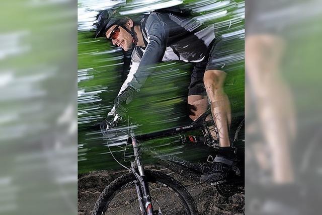 Radstrecke ausbessern