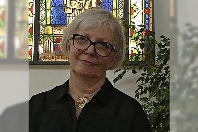 Beatrix Martin verabschiedet