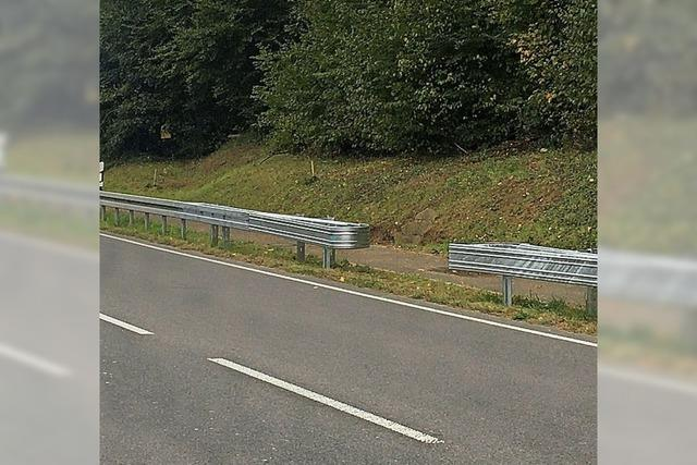 Radweg wieder zugänglich
