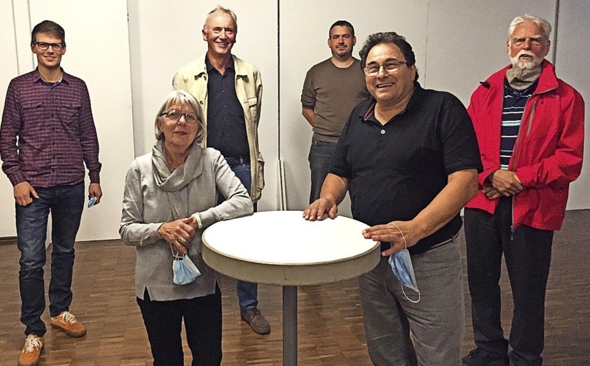 Einzig Claudia Probst gehört weiterhin... Koldewey und Jan Rudolf (von rechts).  | Foto: Mario Schöneberg